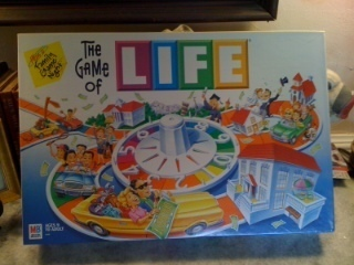 The Game of Life Board Game Original Edition Complete 2002 EUC Family Night 9+
