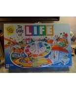 The Game of Life Board Game Original Edition Complete 2002 EUC Family Night 9+ - $10.00