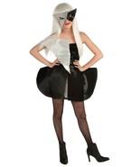 Licensed Lady Gaga Girl/Tween Black/Silver Sequ... - $34.99