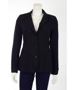 Size 6 Laundry by Shelli Segal Black Blazer Sui... - $33.66