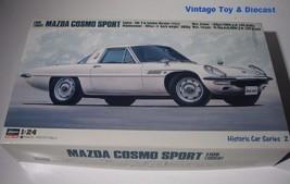 ~ Hasegawa  1968 Mazda Cosmo Sport - 1:24 model... - $24.00