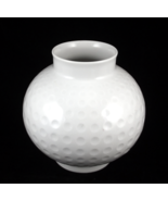 Arzberg Germany Op Art golf ball vase Heinrich ... - $30.00