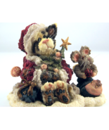 Vintage Boyds Purrstone Santa Claws & Nibbles f... - $22.00