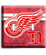 DETROIT RED WINGS NFL HOCKEY DRW TEAM DOUBLE LI... - $11.99