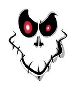 Ghost Face Halloween  Tshirt    Sizes/Colors - $11.83 - $15.79