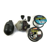2 Spinning Reels Zebco 404 Shakespeare SC 15 Re... - $15.00
