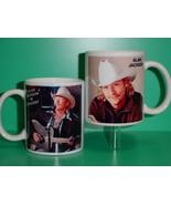 Alan Jackson 2 Photo Designer Collectible Mug - $14.95