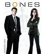Bones - Season 1 (DVD, 2009, 4-Disc Set, Dual S... - $9.79