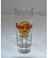 Hard Rock Cafe HONOLULU 2oz Shot Glass Shotglas... - $13.36