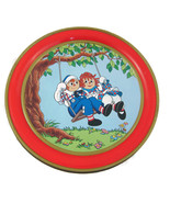 Raggedy Ann Andy Cookie Biscuit Tin Container M... - $12.00