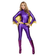 Roma Sexy Bat Warrior Purple Batman Batgirl Cat... - $95.00