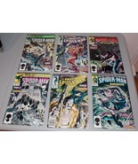 1987 Marvel Web Of Spiderman Special 6 Part Sag... - $59.99