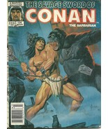 Savage Sword of Conan the Barbarian 134 Marvel ... - $4.98