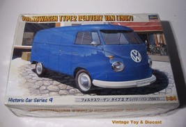 ~ Hasegawa  1967 Volkswagen Type 2 Van - 1:25  ... - $24.50