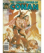 Savage Sword of Conan the Barbarian 145 Marvel ... - $4.98