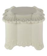 Parian Ware Antique Rococo Covered Box - $225.00