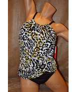 MiracleSuit Magicsuit 1PC 12 Animal Lisa Drape ... - $64.98