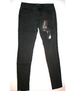 NWT Womens Juniors Zana Di Premium Jeans Black ... - $53.33