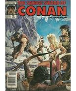 Savage Sword of Conan the Barbarian 154 Marvel ... - $4.99