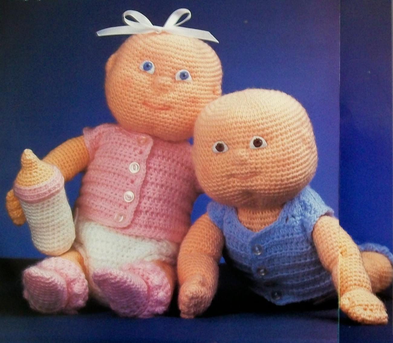 Crochet Pattern For Doll Diaper : Bitty Baby Doll + Diaper socks bottle & Shirt, Annies ...