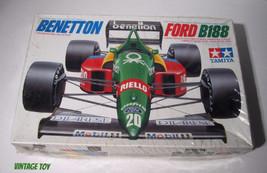 ~ Vintage Tamiya  Benetton B188  F1 Grand Prix ... - $23.95