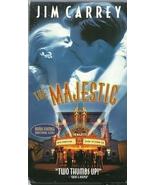 The Majestic VHS Jim Carrey Martin Landau Bob B... - $1.99