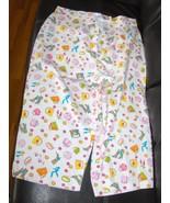 Briggs Capri Stretch Pants Womens Size 18 Purse... - $21.97
