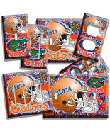 UF FLORIDA GATORS FOOTBALL TEAM LOGO LIGHT SWIT... - $7.99 - $17.59