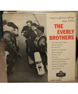 The Everly Brothers LP HAA2081 Made in England - $99.95