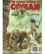 Savage Sword of Conan the Barbarian 176 Marvel ... - $4.99