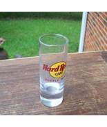 HARD ROCK CAFE MYRTLE BEACH SHOT GLASS vintage/... - $45.00