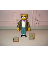 PLAYMATES TOYS THE SIMPSONS MR SMITHERS FIGURE ... - $7.00