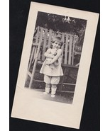 Vintage Antique Photograph Precious Little Girl... - $9.90
