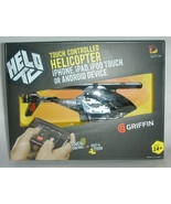 Helicopter Griffin HELO TC Touch Controlled - $10.00