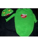 Slimer from Ghostbusters Baby Cocoon Outfit, Co... - $50.00