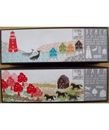 2 Yellow Owl Workshop Rubber Stamp Sets~BEACH+F... - $48.50