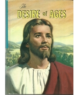 The Desire of Ages by Ellen G. White Hardcover ... - $2.98
