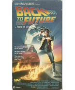 Back To The Future VHS Michael J. Fox Christoph... - $1.99