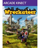 Wreckateer, kinect xbox 360 game Full download ... - $4.88