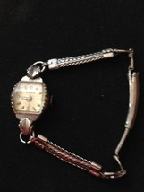 vintage benrus watch for woman made in usa mark... - $37.61