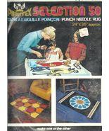 Phentex Punch Needle Rug Kit 2316 Printed Canva... - $14.93