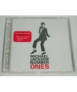 Michael Jackson Number Ones Audio CD - $5.00