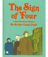 The Sign Of Four Sherlock Holmes Sir Arthur Con... - $1.99