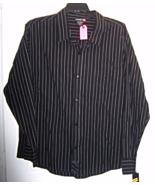 New Men's XXL Tony Hawk Black Button Up Shirt NWT - $18.95