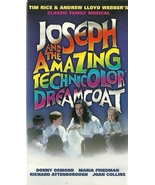 Joseph And The Amazing Technicolor Dreamcoat VH... - $2.99
