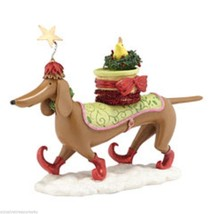 D-56  Enchanted Christmas by Tina Givens ARGYLE... - $30.84