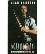 Outland VHS Sean Connery Peter Boyle Frances St... - $1.99