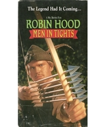 Robin Hood Men In Tights VHS Cary Elwes Richard... - $2.99