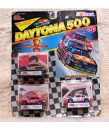NASCAR 1992 Daytona Winners Podium Die Cast 3 Cars - $9.70