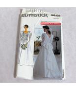 Butterick Vintage 1990s Pattern 4548 Misses Bri... - $11.60